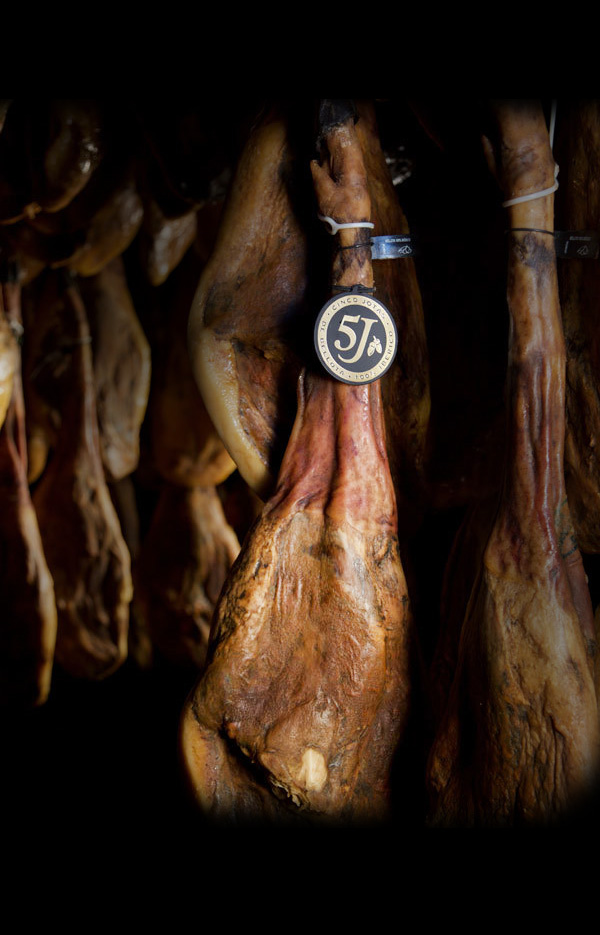 club privado de jamon y gourmet 5J cinco jotas