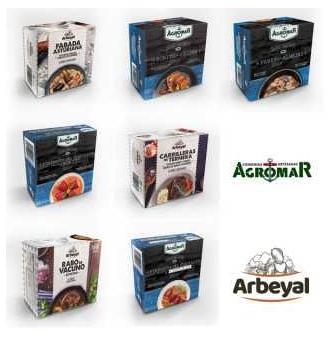 Pack conservas MAR Y MONTAÑA - Agromar & Arbeyal